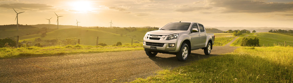 Pick-up ISUZU D-Max