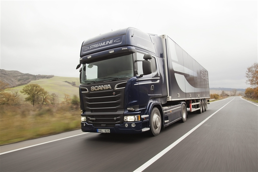 The New Scania Streamline - IN SHAPE TO STAY AHEAD!