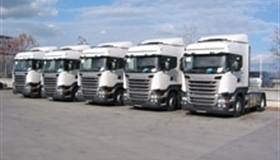 Agri'M Delivered 6 New Scania Streamline tractors for Vikizar Ltd.