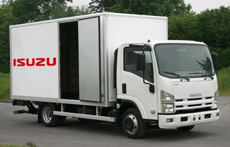 Agri M fulfilled the delivery of the first, registered in Bulgaria, light-duty truck from the N-Series of ISUZU