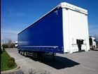 CURTAINSIDER WITH INCREASED INTERNAL HEIGHT - 2,85 – 2,90 m