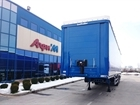 CURTAINSIDER WITH SIDE COVER