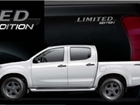 ISUZU D-MAX LIMITED EDITION